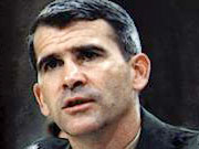 In 1989 Lieutenant Colonel Oliver North was convicted for his role in the Iran-Contra Affair, a political scandal that occurred during United States President Ronald Reagan's administration. Reagan was blamed for failing to control his staff, but an independent prosecutor found no evidence he had broken the law. North's conviction was later overturned.