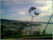 Over the Skytrain Bridge